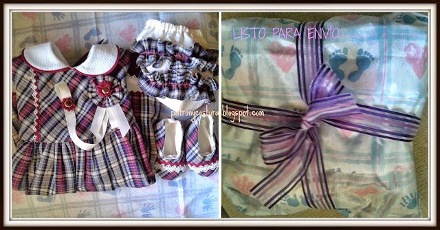 http://www.patronycostura.com/2014/10/vestido-cuello-bebe-y-complementos.html