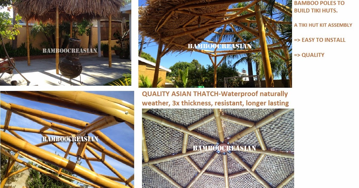 Bamboo Materials For Construction Eco Friendly Building