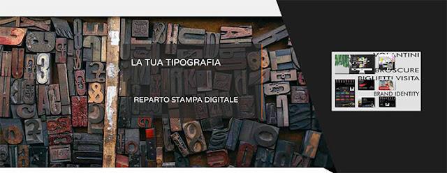 Agenzia web la tua tipografia