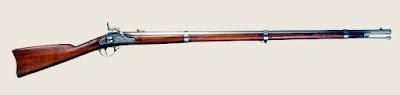 Le fusil Springfield Model1861