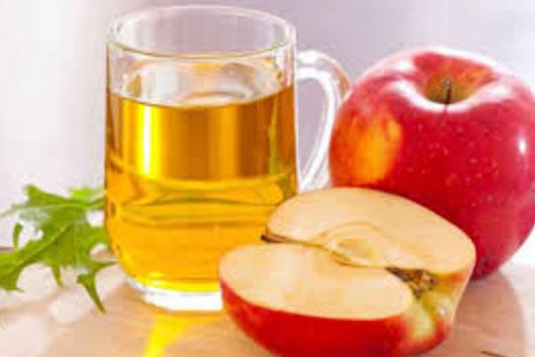 सेब का सिरका का उपयोग