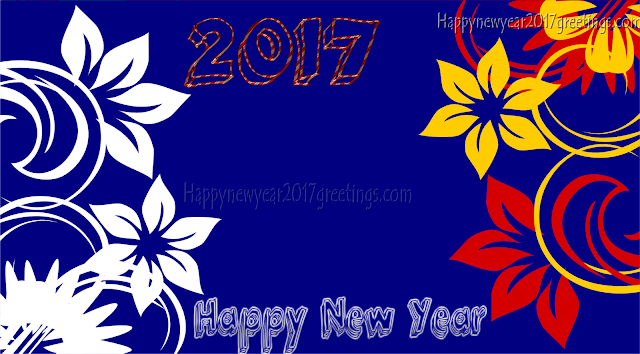 New Year 2017 3D Wallpapers