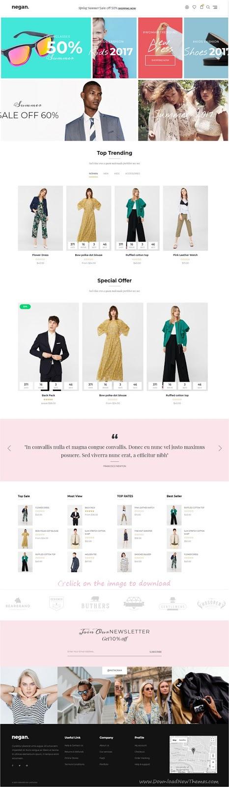 Best Responsive Premium Shopify Theme