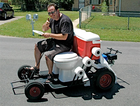 Cool And Unusual Go Karts Funnywebpark