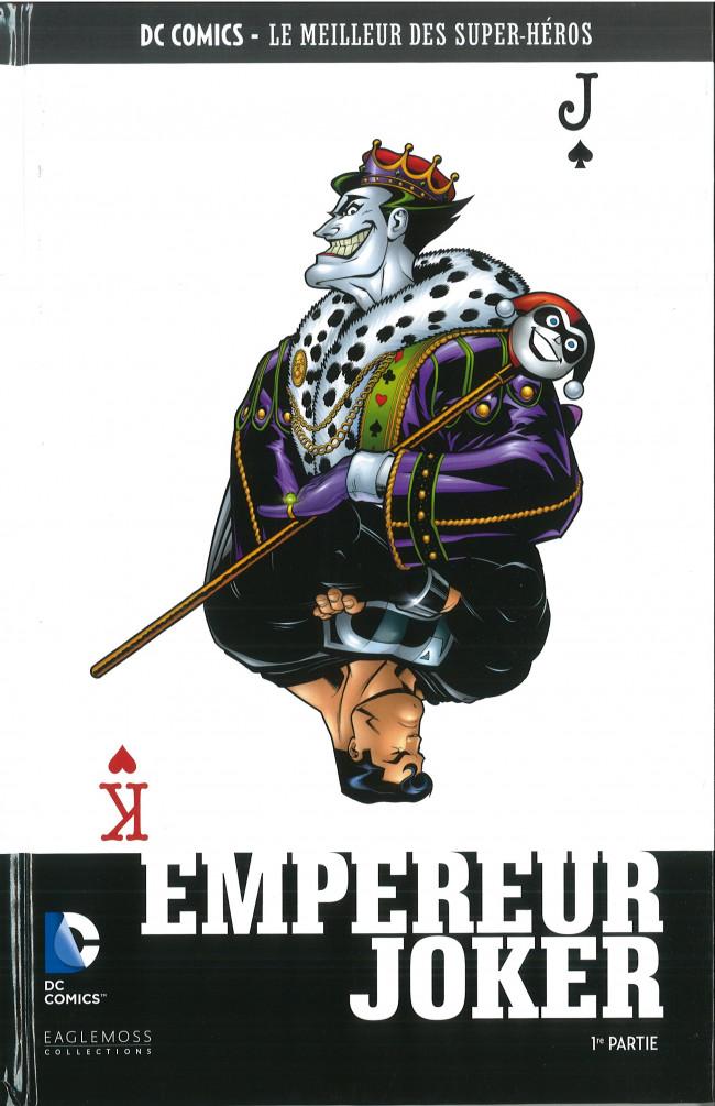 EMPEREUR JOKER (DC COMICS LE MEILLEUR DES SUPER-HEROS TOME 63 CHEZ EAGLEMOSS ) d67912b2e7cf