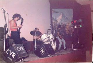 X-MANDARINA DUCK CINE ΑΡΓΩ ΘΕΣΝΙΚΗ 22-11-1985