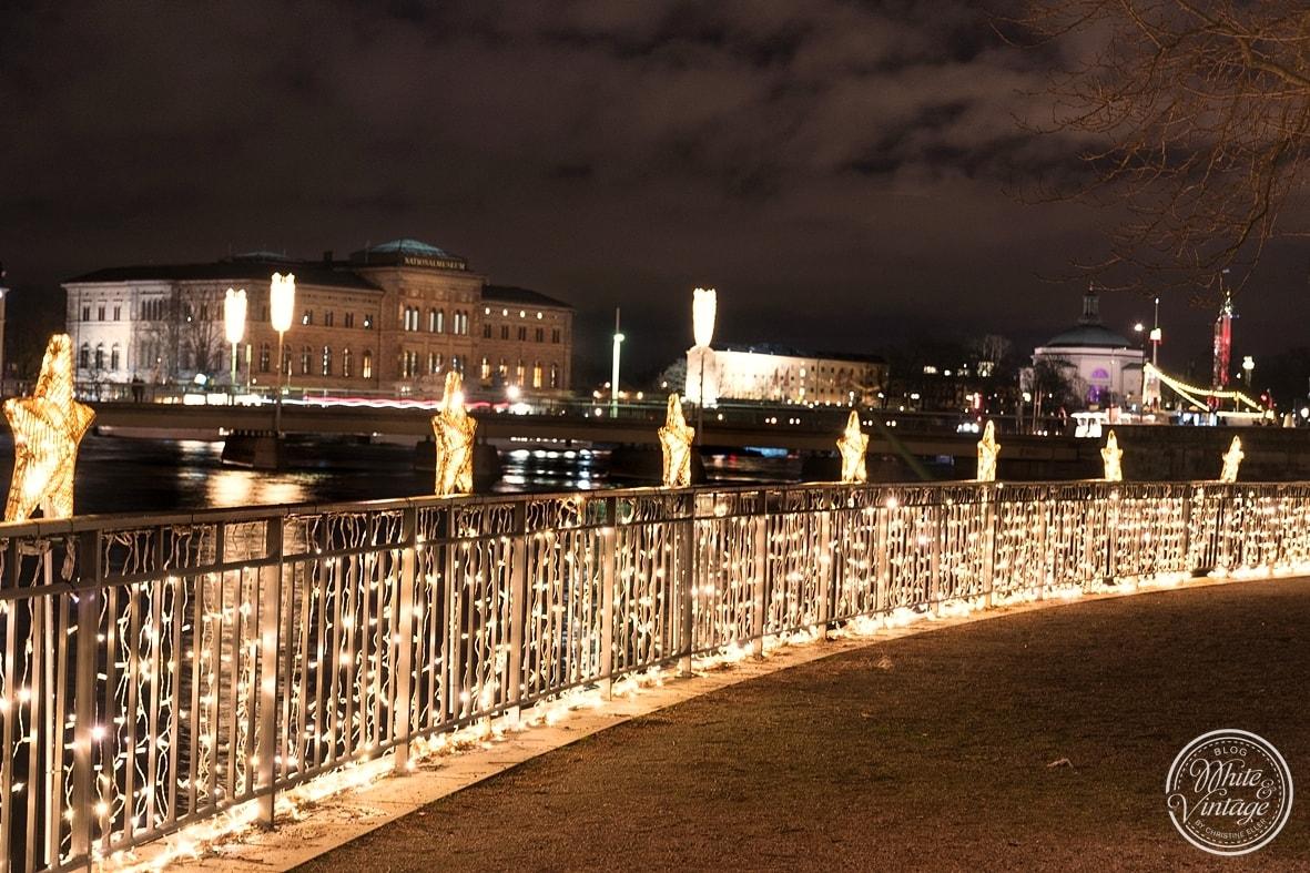 Winterzeit in Schweden