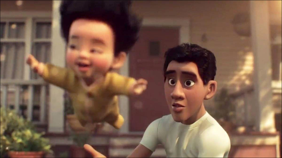 'Float' is the first Pixar film to feature Filipino Americans