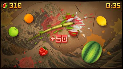 game offline fruit ninja free