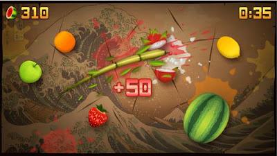 game offline fruit ninja free