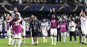 العين يحقق انتصار كاسح علي فريق الوحدة بخماسية في الجولة 15 من الدوري الاماراتي