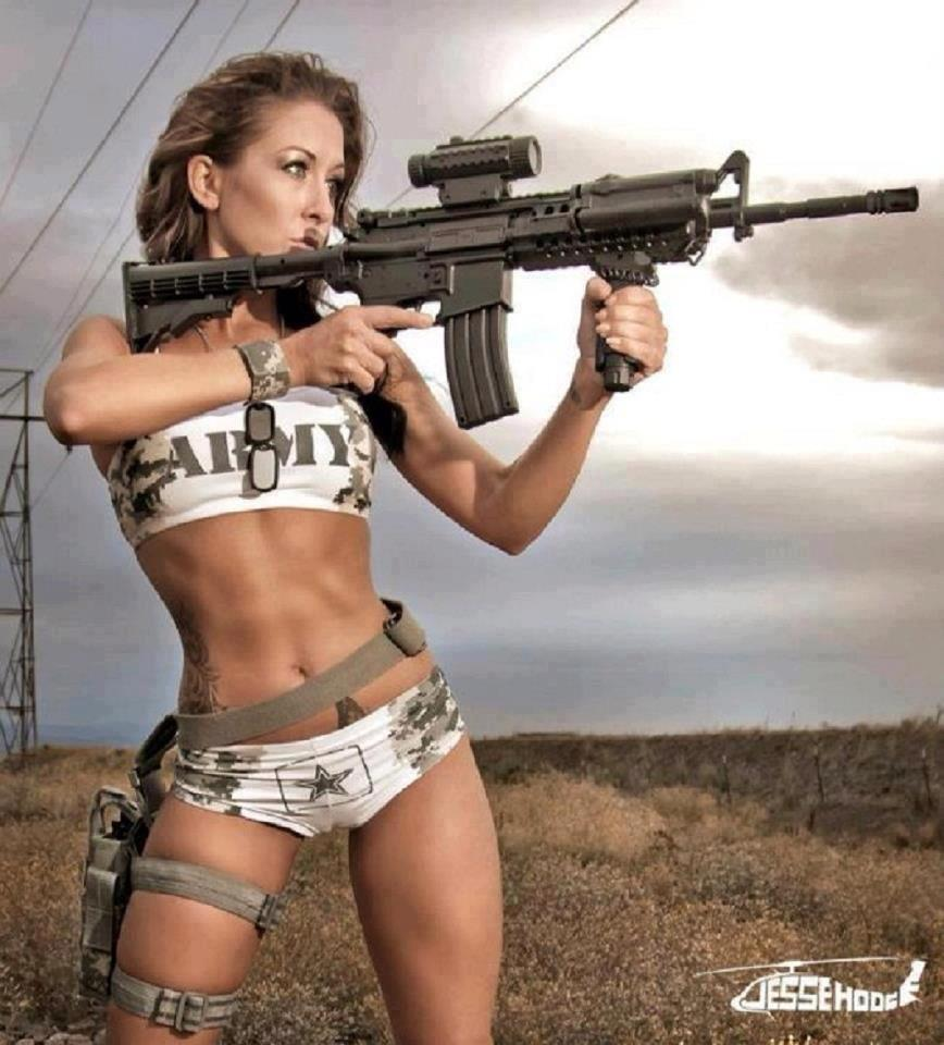 Girls with Guns | Euro Palace Casino Blog - Part 2