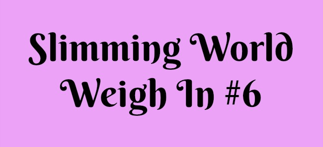 Slimming-World-weigh-in-#6-text on-pink-background
