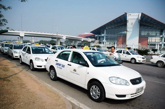 How Much Cab Airport