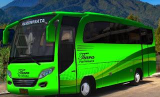 Sewa Bus Tujuan Ciater, Sewa Bus Medium