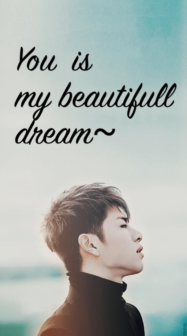 Kau Adalah Mimpi-Mimpi Indahku Selama Ini
