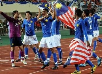 UNIVERSAL: Menang Adu Penalti, Malaysia Juara Sepak Bola Sea Games 2011