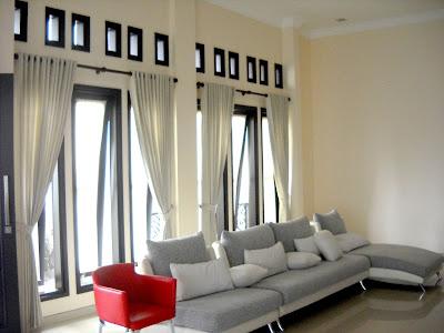 Contoh model gorden rumah minimalis