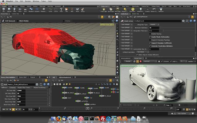 houdini software image