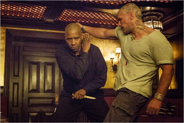 "Denzel Washington en ""The Equalizer"""