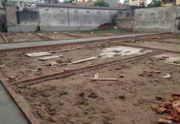 Cần bán 50m2 đất sổ đỏ Phương Trạch, xã Vĩnh Ngọc