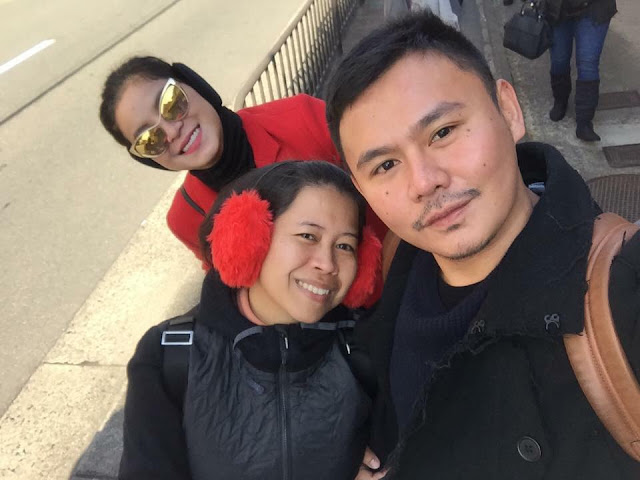 Angel Locsin Explores Japan With Her Loved Ones!