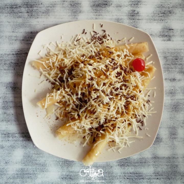 RM Legoh Bandung, Penangkal Lapar Kekinian Keju Aroma Susu