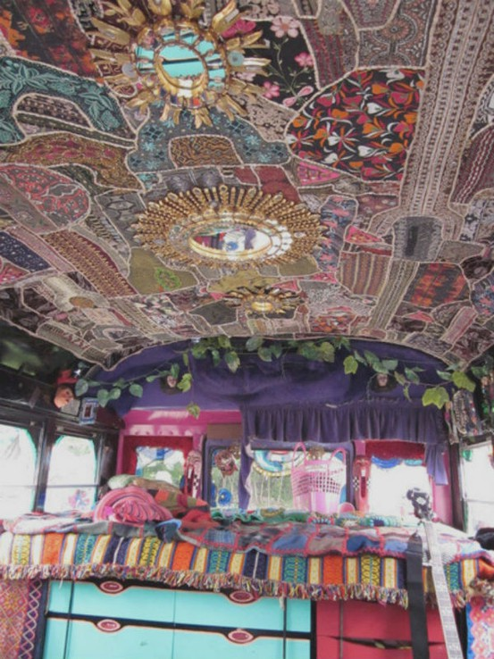 Eye For Design Decorating Gypsy Chic Style