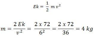 contoh soal dan pembahasan energi kinetik SMP