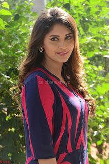 Actress Surabhi in Maroon Dress Stunning Beauty ~  Exclusive Galleries 059.jpg