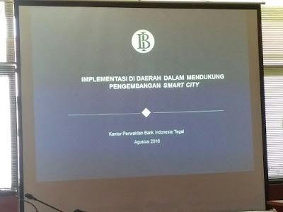 Teken MoU, BI Dukung Konsep Smart City Kota Pekalongan