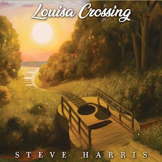 Steve Harris - Louisa Crossing [iTunes Plus AAC M4A]