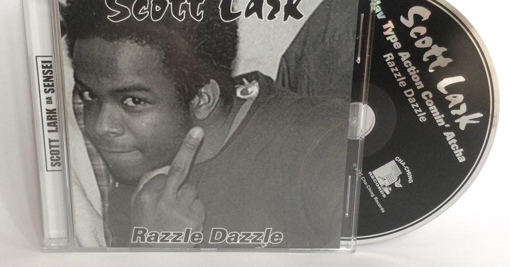 Scott Lark Da Sensei Scott Lark Razzle Dazzle