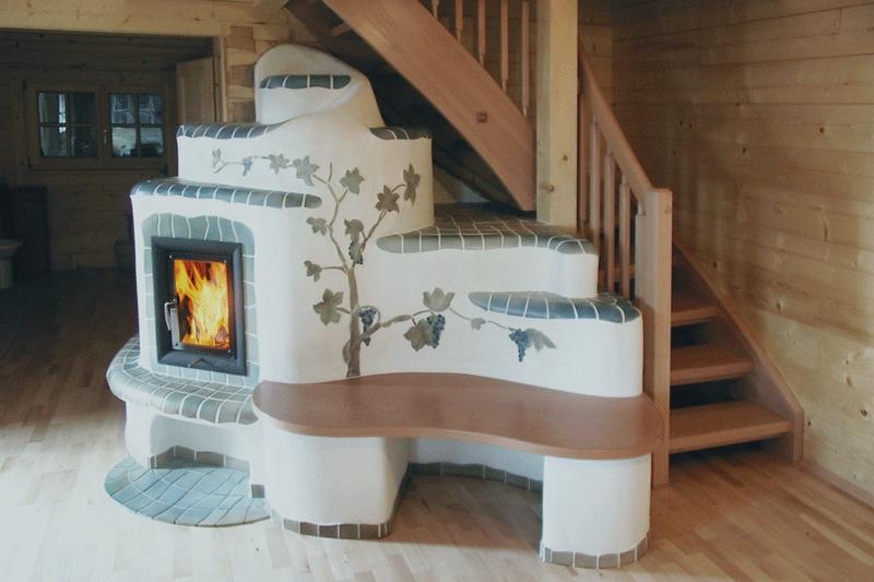 Masonry Heaters Designing Building And Living With A