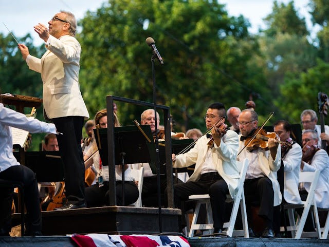 UPCOMING: Salute to America, at Greenfield Village, June 30-July 3