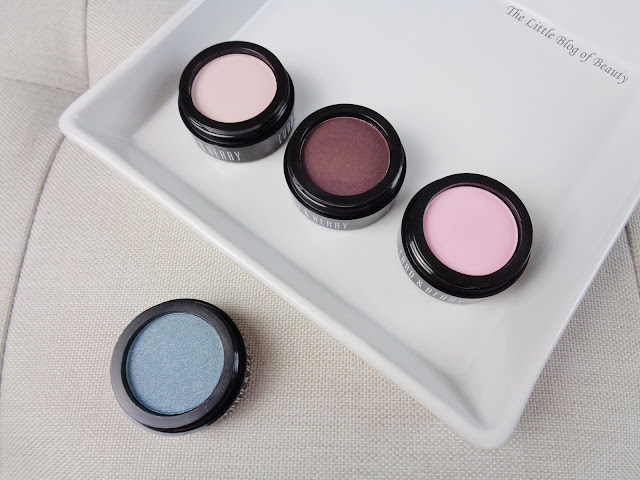 Lord & Berry Seta eye shadows