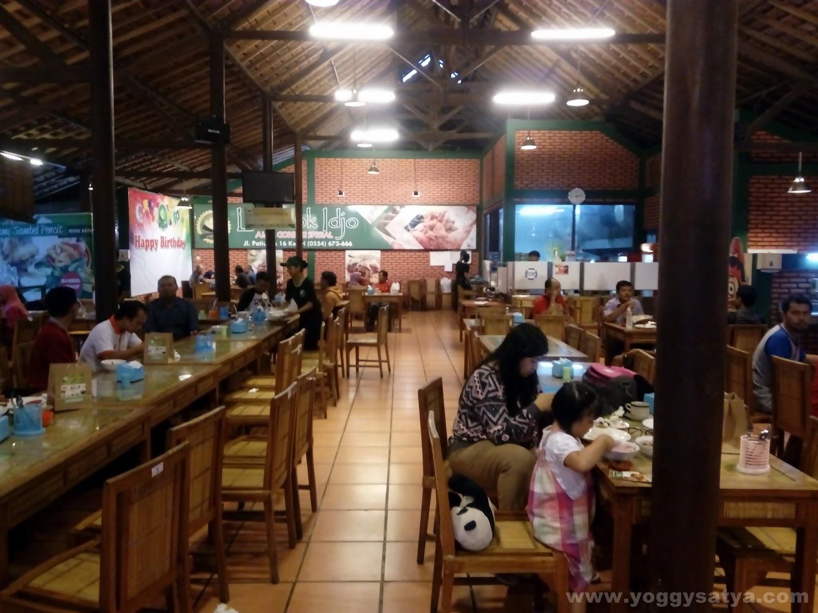 Food Blogger Lombok Idjo Kediri