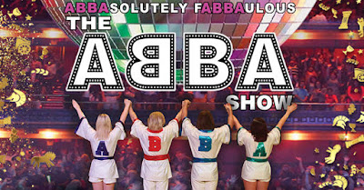 The ABBA Show banner