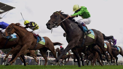 Kyllachy Wins Nunthorpe Stakes For Henry Candy (2002)