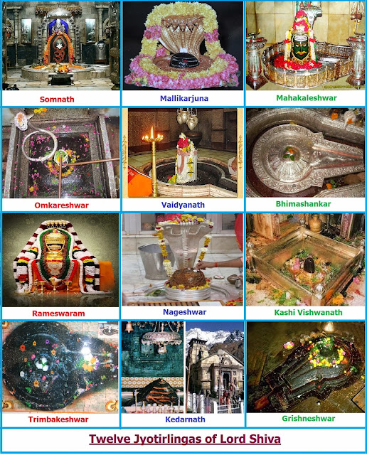 Shiva Lingam & Jyotirlingam
