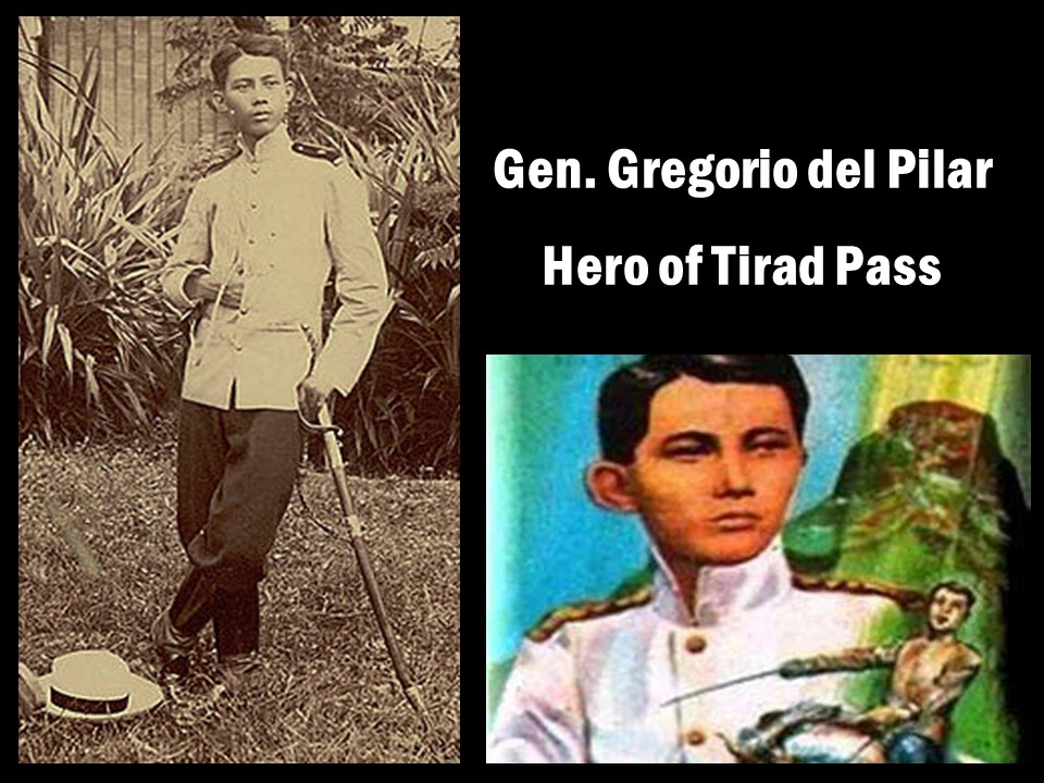 EL PRESIDENTE's Prestigious Ensemble | Text and Photos by ... |Gregorio Del Pilar El Presidente
