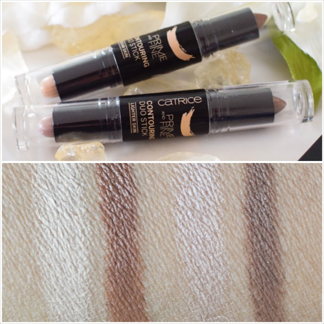 catrice Sortimentsupdate Contouring Duo Stick, Swatch