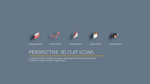 Perspective 3D Flat iconset1