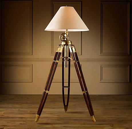Grand Design Tripod Floor Lamp
