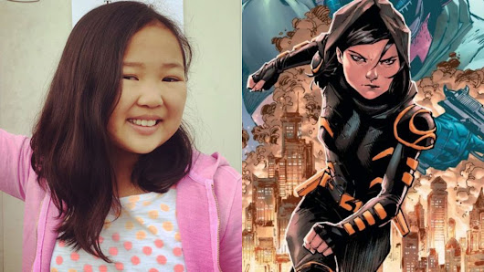 Will Batgirl be an Asian American?