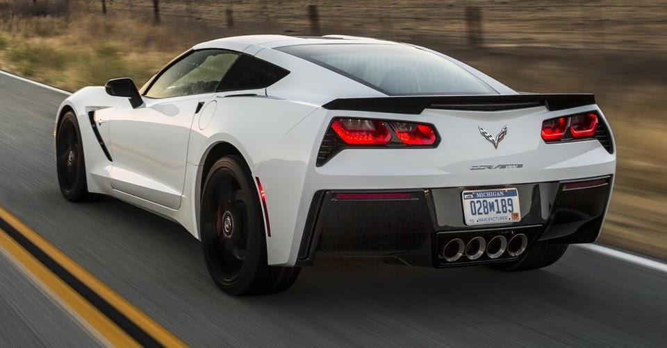 Mid-Engine Corvette C8 Coming In 2019, Plug-In Hybrid ...