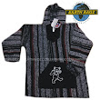 Grateful Dead Baja Hoodie with Dancing Bears