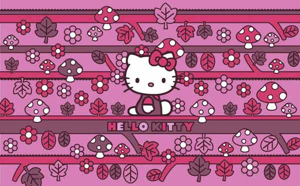 50 Gambar Wallpaper Dan Cerita Asal Usul Hello Kitty Grafis Media