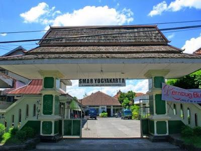 SMA Negeri 8 Yogyakarta