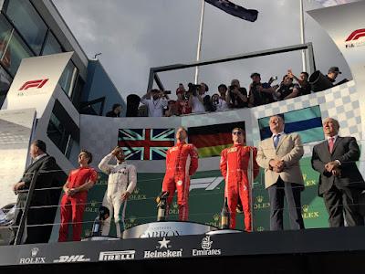 The 2018 Australian Grand Prix